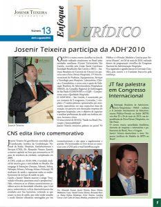 Enfoque Jurídico Josenir Teixeira